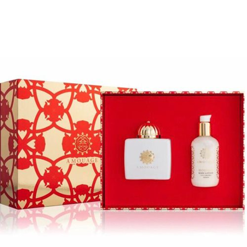 AMOUAGE HONOUR WOMAN GIFT BOX 100ML+ SHOWER GEL