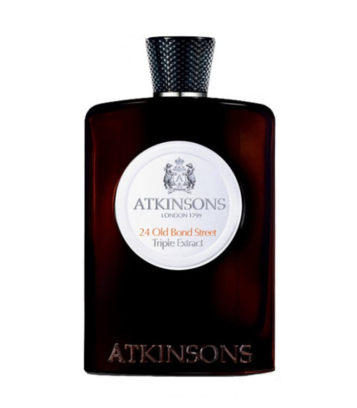 ATKINSONS 24 OLD BOND STREET TRIPLE EXTRACT COLOGNE 100ML