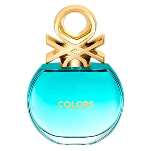 BENETTON DE COLORS BLUE FOR HER EDT 80ML