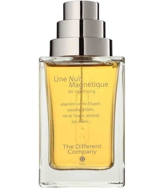 THE DIFFERENT COMPANY UNE NUIT MAGNETIQUE ALL NIGHT LONG EDP 100ML