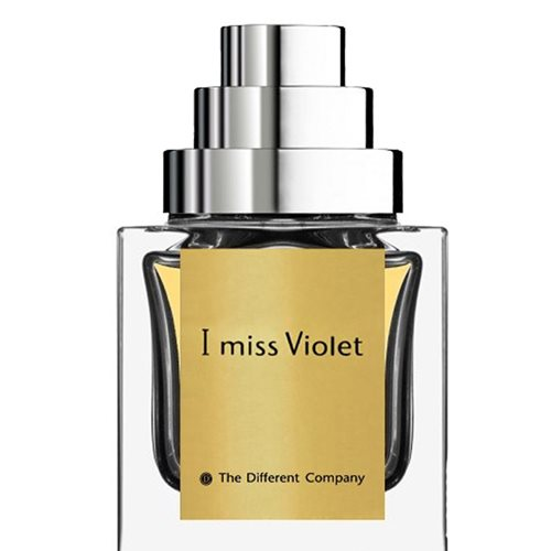 THE DIFFERENT COMPANY COLLECTION EXCESSIVE I MISS VIOLET EDP 50ML