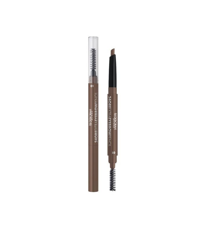 DEBORAH EYES 24ORE EXTRA EYEBROW PENCIL MEDIUM 01