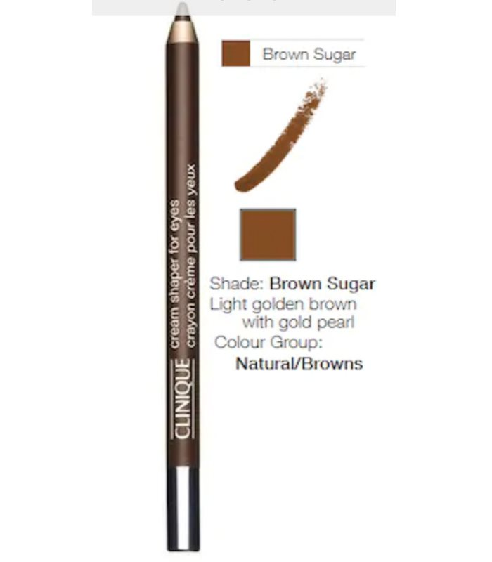CLINIQUE EYE PENCIL CREAM SHAPER 104