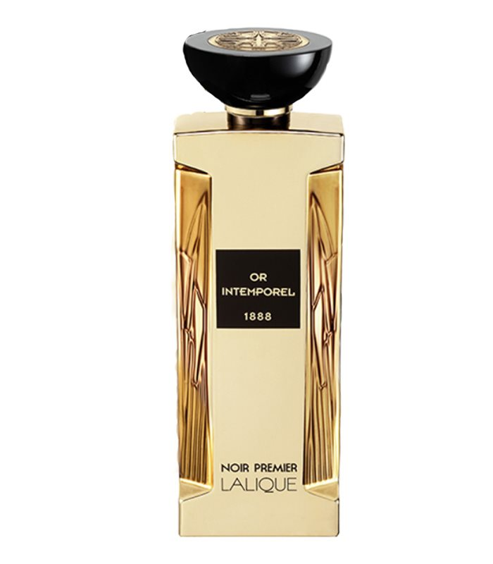 LALIQUE NOIR PREMIER 1888 OR INTEMPOREL EDP 100ML