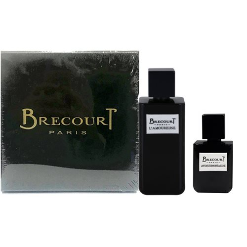 BRECOURT L`AMOUREUSE EDP 100ML + AVENUE MONTAIGNE EDP 50ML SET