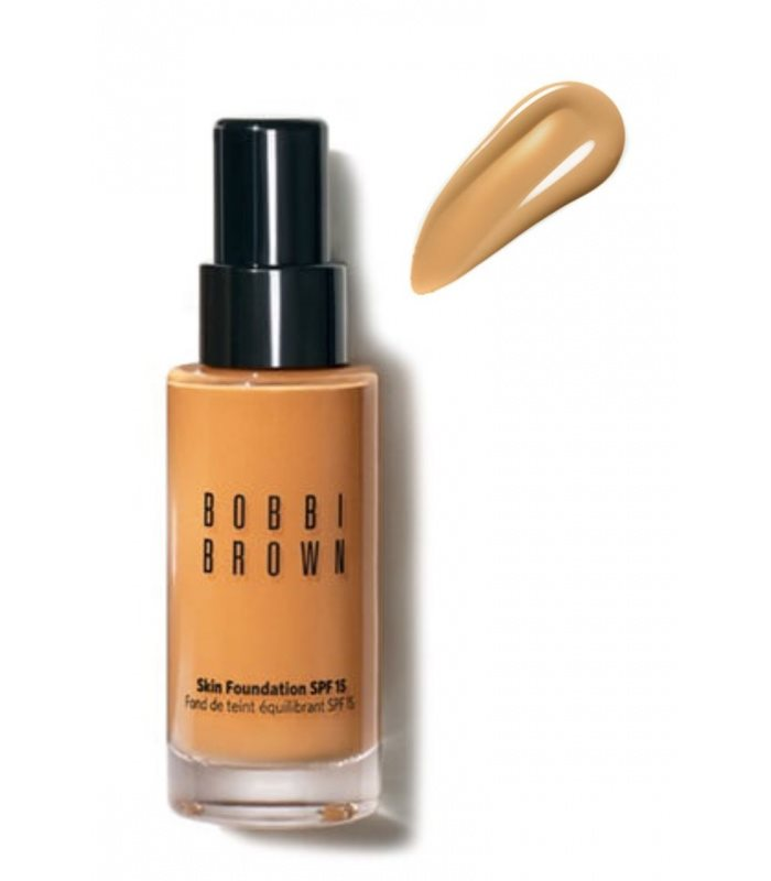 BOBBI BROWN FOUNDATION SKIN GOLDEN NATURAL 4.75
