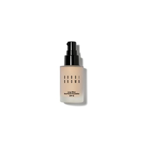 BOBBI BROWN FOUNDATION LONG-WEAR EVEN FINISH WARM IVORY 1