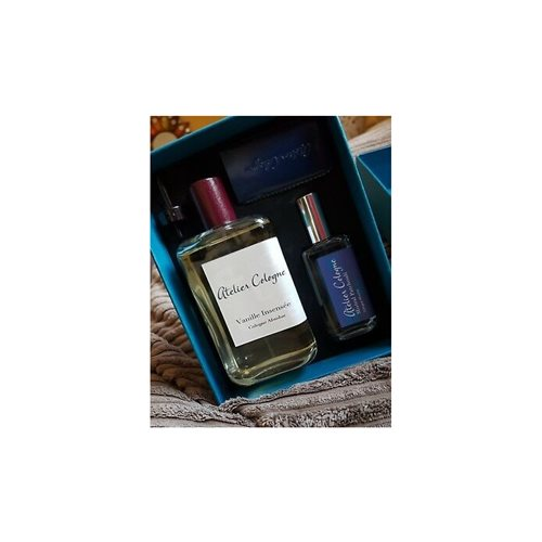 ATELIER COLOGNE VANILLE INSENSEE COLOGNE ABOLUE SET 200ML + 30ML