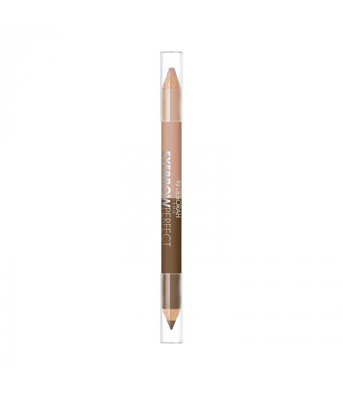 DEBORAH EYE PERFECT 2IN1 EYEBROW PENCIL LIGHT