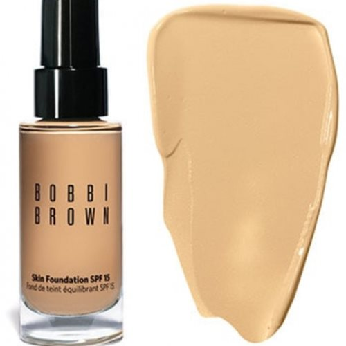 BOBBI BROWN FOUNDATION SKIN SAND 2