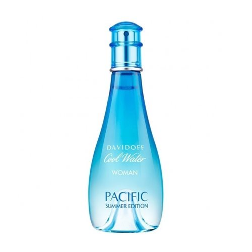 DAVIDOFF COOLWATER WOMAN PACIFIC SUMMER EDITION EDT 100ML